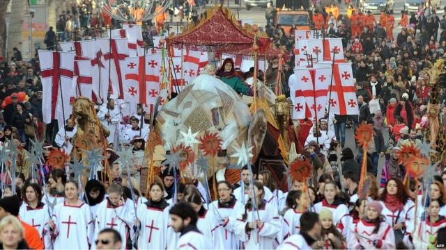 La navidad ortodoxa