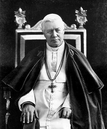 San Pío X.